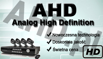 Monitoring AHD (AnalogHD)